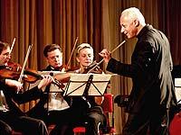 Знаменитый российский оркестр даст юбилейный концерт в Лондоне