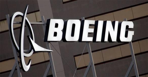 Самолеты Boeing обеспечат силовым полем. логотип Boeing