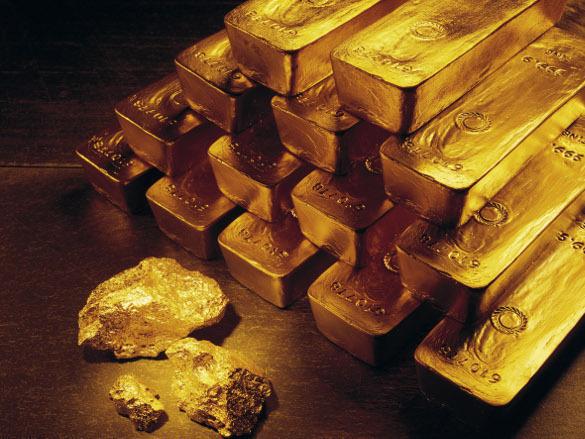 Колебания валютных курсов экономике компенсирует золотой запас России. 379368.jpeg
