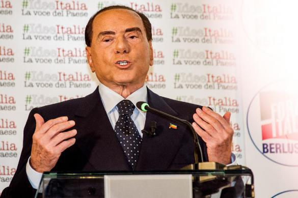 Берлускони отказался снимать санкции с России. 381368.jpeg