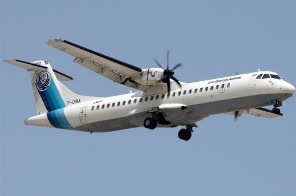 В Иране рухнул самолет с 60 пассажирами на борту. В Иране рухнул самолет с 60 пассажирами на борту