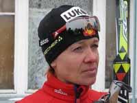 Евгения Медведева взяла серебро на чемпионате мира по лыжам