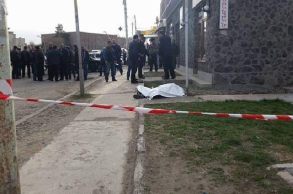 Личность убитого вАрмении русского контрактника установлена