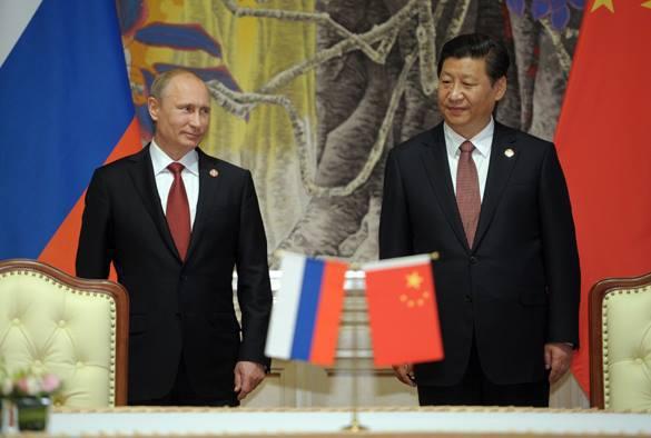 PCM: Китаю нужно почти все, что производит Россия. Владимир Путин и Си Цзиньпин