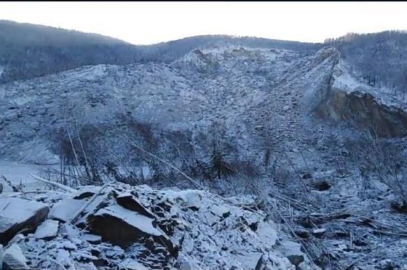 Причиной обрушения сопки в Хабаровском крае могла стать аномалия. 396371.jpeg