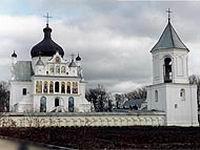 Могилевский прихожанин напал на епископа с ножом