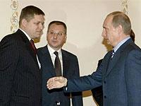 Российский и словацкий премьеры обсудят вопросы двустороннего сотрудничества