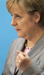 Меркель назвала имена членов правительства Германии
