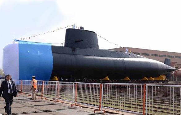 В исчезновении аргентинской субмарины нащупали британский след. 379372.jpeg