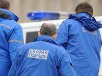 """Под Москвой столкнулись маршрутка и """"неотложка"""". Есть жертвы. 278373.jpeg"""