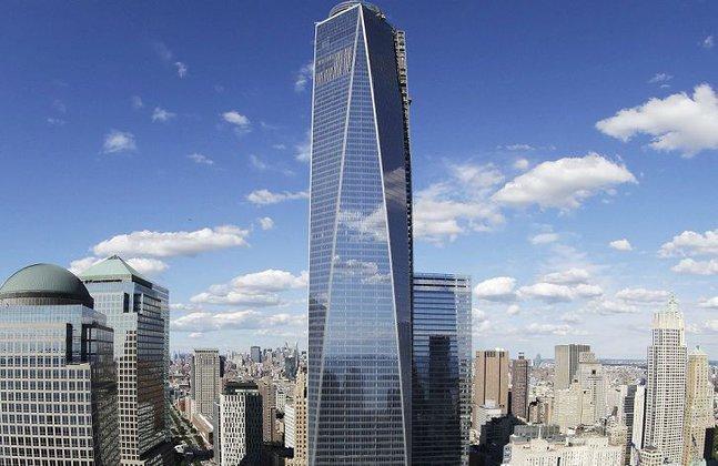 Четыре экстремала арестованы за сентябрьский прыжок с нового здания Всемирного торгового центра. 290373.jpeg
