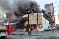 В Мексике подожгли казино. Погибли 45 человек. casino