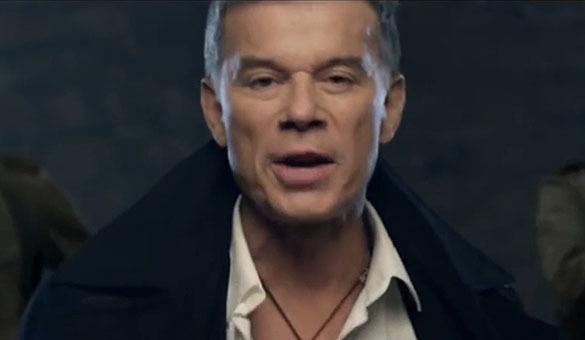 """Песня """"Вперед, Россия"""" стала причиной изгнания Газманова с канала YouTube. Олег Газманов"""