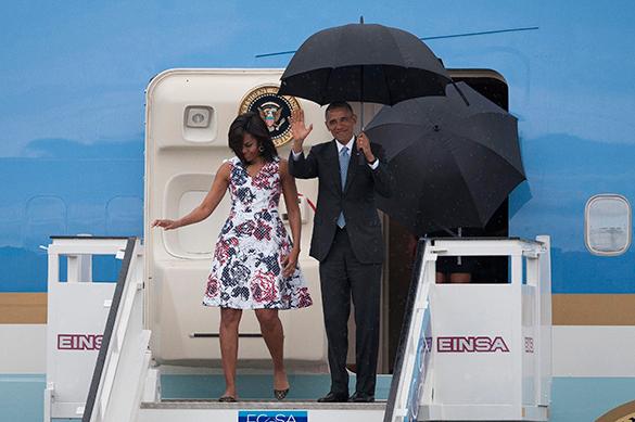 Куба показала Обаме его место, несмотря на жаргон