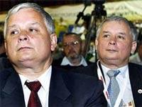 Братья Качиньские отмечают 60-летние