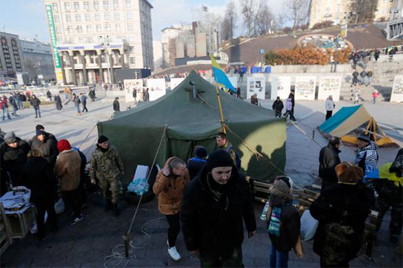 Майдан на Украине
