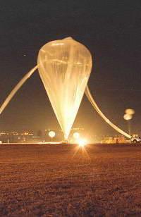 Интернет доставлен воздушным шаром
