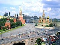 Москве обещаны кратковременные дожди