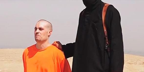 В новом видео от ИГ заложник предупреждает о войне в Персидском заливе. Новый заложник ИГ предупреждает о войне