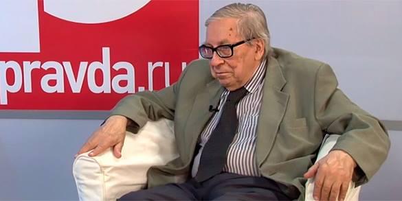 Самый думающий журналист: Ясену Засурскому 85 лет. 302376.jpeg