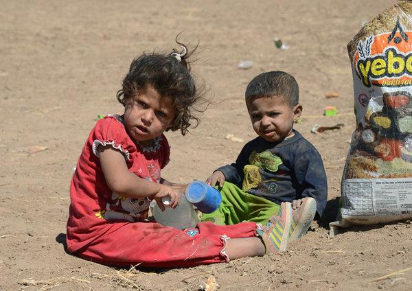 ООН: В Сирии даже сходить за хлебом стало