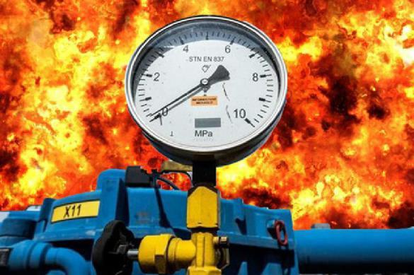 """""""Нафтогаз"""" пообещал войну между Россией и Украиной после прекращения транзита. Нафтогаз пообещал войну между Россией и Украиной после прекращ"""