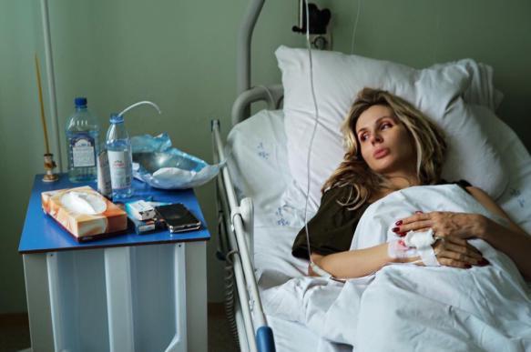 Зачем солист Rammstein забрал себе Лободу из больницы. 394376.jpeg