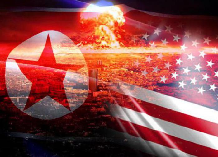 КНДР и США война