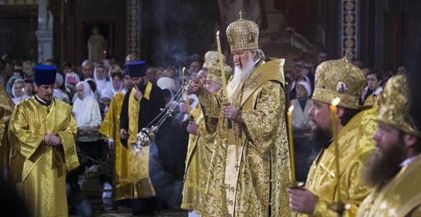 Президент России поздравил патриарха Московского и всея Руси с Рождеством. 308377.jpeg