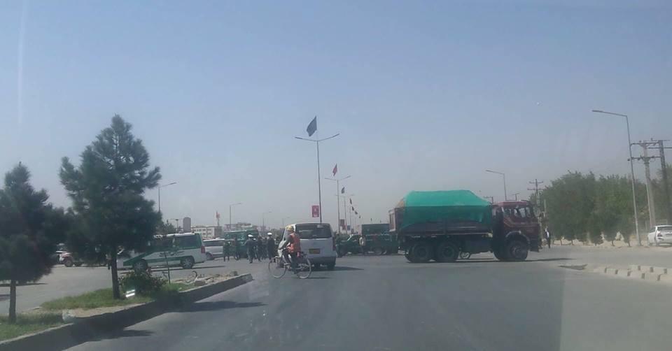 Смертник подорвался в Кабуле: есть пострадавшие. Смертник подорвался в Кабуле: есть пострадавшие