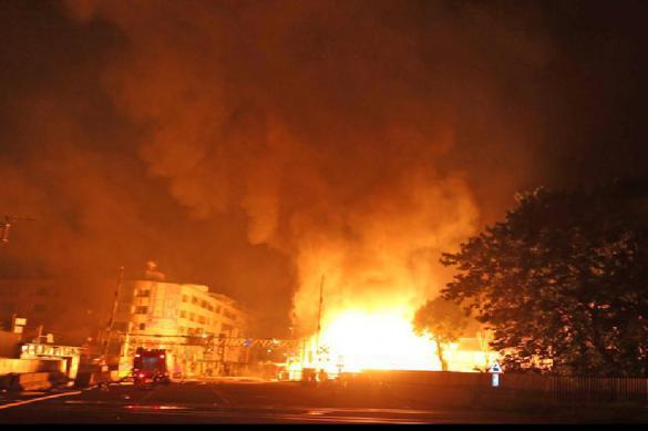 Свадьба попала под обвал от взрыв газа: 18 человек погибли. Свадьба попала под обвал от взрыв газа: 18 человек погибли
