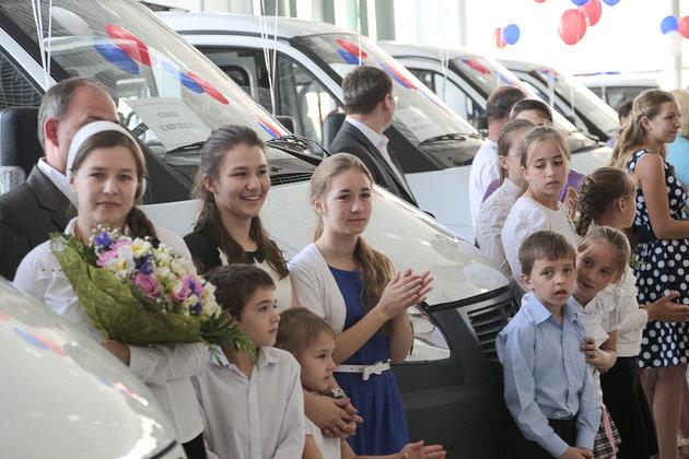 На Дону уверены: хорошая семья - успешная страна. Семьи Дона