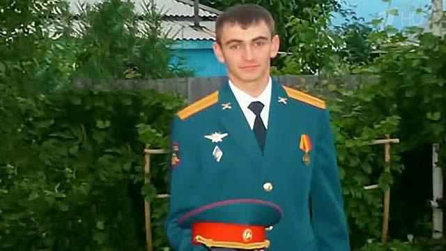 Французы передали свои награды семье российского офицера