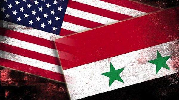 Жители Америки  нанесли удар попроправительственным войскам вСирии