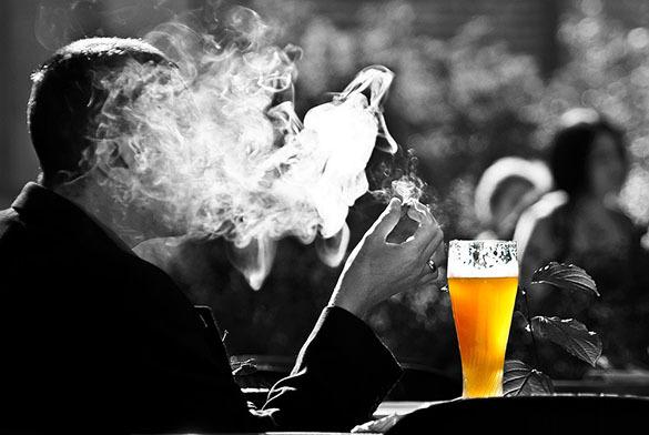 В склонности человека к табаку и алкоголю виноваты древние гены - ровесники насекомых. 379379.jpeg