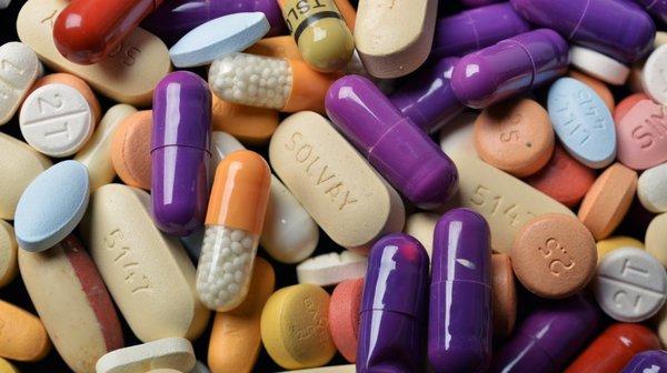 Антибиотики: за и против. антибиотики