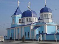 В Грозном открылся православный храм