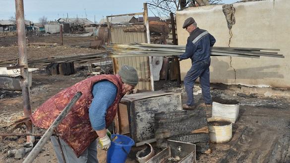 Степные пожары уничтожили 70 домов в Забайкалье. 403380.jpeg