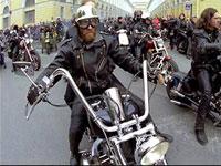 Православные байкеры совершат крестный ход на мотоциклах