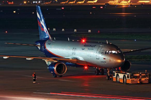 """""""Пять звезд"""": Аэрофлот признали глобальной авиакомпанией. 381381.jpeg"""