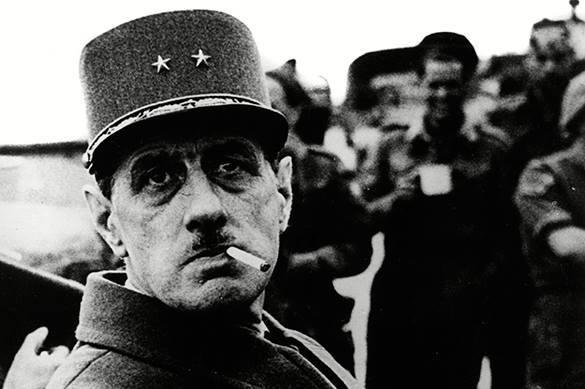 Почему генерал де Голль так любил Россию