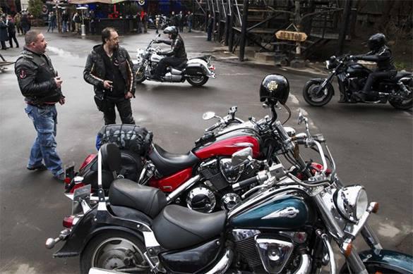 Мотоциклистов освободят от транспортного налога за донорство
