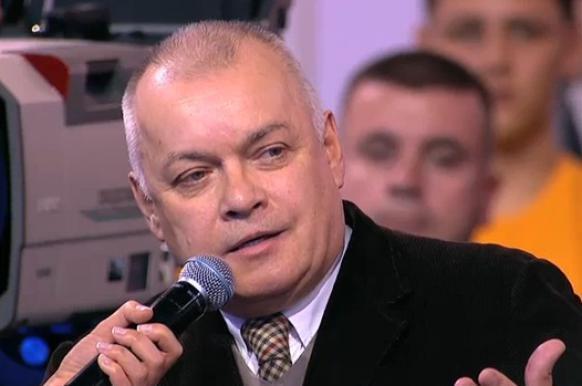 Дмитрий Киселев предложил освободить Кокорина, Мамаева и Серебреникова.
