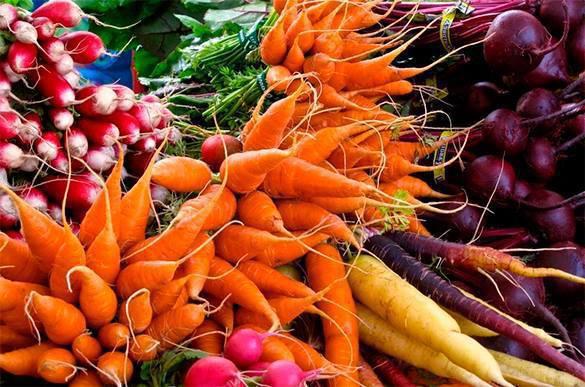 Морковь может оказаться в дефиците во многих регионах России