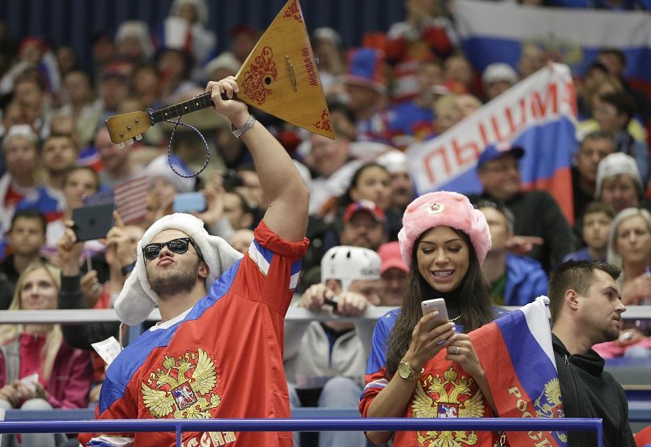 Сборная России по хоккею вырвала победу в овертайме у команды Словакии. 319384.jpeg