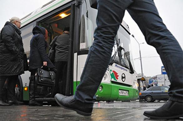 Москвичи избили провинциала-безбилетника за отказ оплачивать про