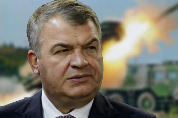 Сердюков рассказал, зачем покупал оружие за рубежом. 387384.jpeg