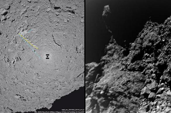 Ученые рассказали о неожиданных находках на астероиде. 393384.jpeg