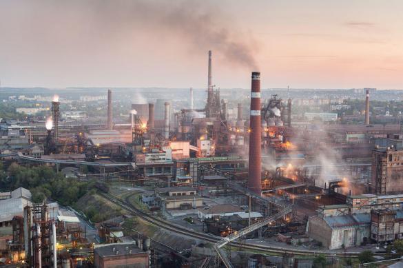 В столице ДНР остановлен крупнейший металлургический завод. 399384.jpeg