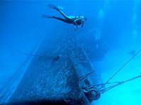 На дне Черного моря археологи нашли старинный парусник